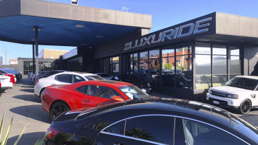 More than a dozen car owners who signed consignment contracts with Luxuride reported being out of pocket.
