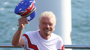 Richard Branson needs to cut a deal with the winning bidder