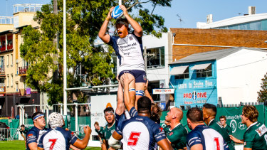 Club rugby was back at Coogee Oval on Saturday.