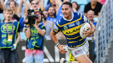 Far out: Corey Norman's arrival at the Dragons struck a minor last-minute hurdle.