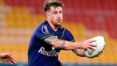 'Both of them are pushing it': Doubts over star Storm duo for Manly clash