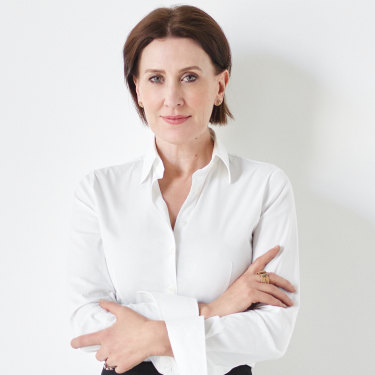 Virginia Trioli: 'People just want to move through the world unharassed, and be entitled to use their own voice if they've been harmed.'