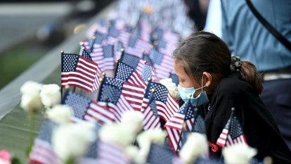 'An evil spectre descended': New York marks 20th anniversary of September 11