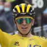 Pogacar closes in on title as doping suspicions hit Tour de France