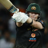 Australia versus Pakistan: Twenty20 action from Perth