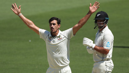Black Caps in strife as Starc completes rout