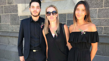 Vanessa has kept her twin brother and mum out of the spotlight since she began dating Zac Efron.