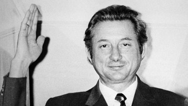 Theo Albrecht founded the German supermarket giant Aldi with his brother, Karl.