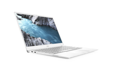 The 2019 Dell XPS 13 has a beautiful design and can be configured with killer specs.