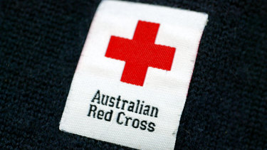 Red Cross has come under attack from cyber thieves.