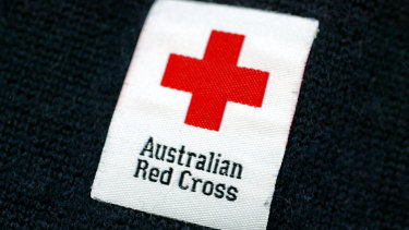 The Australian Red Cross.