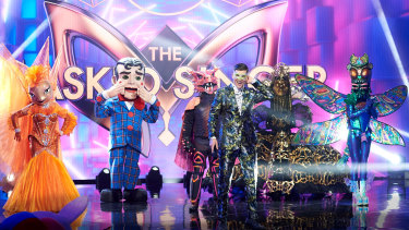 The finale of The Masked Singer will be filmed on September 8, more than two weeks after a COVID-19 breakout shut down production.