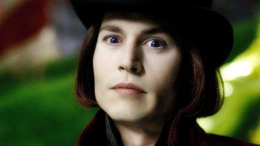 Johnny Depp's Wonka drew plenty of comparisons with Michael Jackson.
