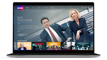 Foxtel's new streaming service Binge starts at $10 per month, but lacks a 4K option.