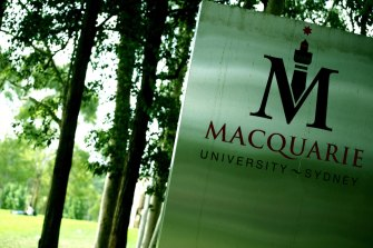 Macquarie University is among universities offering a new range of short courses to help displaced workers get new skills.