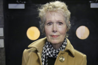 E. Jean Carroll alleges that Donald Trump raped her in a dressing room in Manhattan's Bergdorf Goodman store in the 1990s.