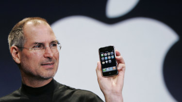 "Steve Jobs made the phrase ""one more thing"" famous during his keynote speeches announcing new Apple products."