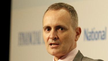Queensland Major Contractors Association chief executive Jon Davies, photographed in June.