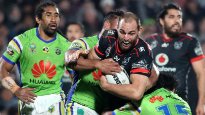 Warriors sign Mannering to coaching role alongside Nathan Brown
