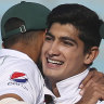 Teen star's historic five-wicket haul propels Pakistan to series win