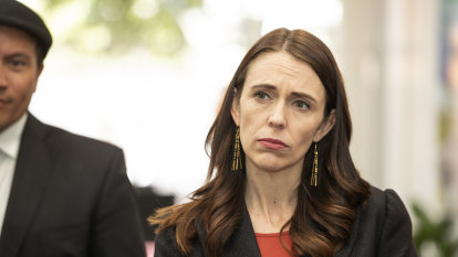 Jacinda Ardern comes to Australia's aid in Twitter dispute with China