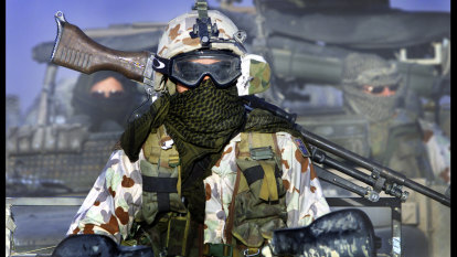 A warrior culture and the murders that followed: What went wrong with the SAS