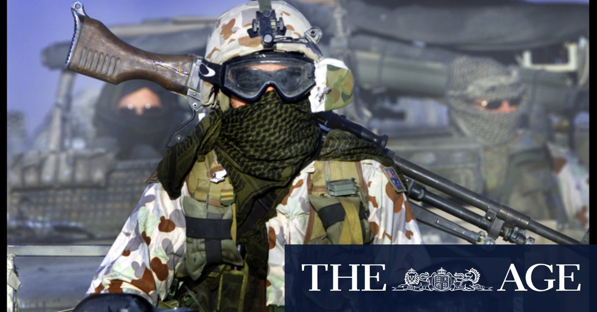 A warrior culture and the murders that followed: What went wrong with the SAS – The Age