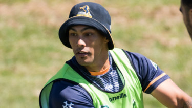 Chance Peni will get his shot at Super Rugby again.