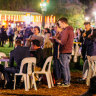 City of Sydney pulls plug on large events at Hyde Park