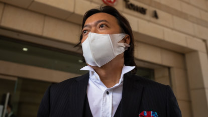 Hong Kong medic first to be charged with inciting secession, terrorism