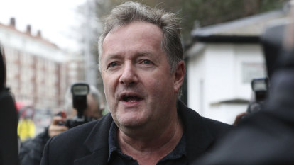 Rupert Murdoch hires Piers Morgan for new TV show to air in Australia
