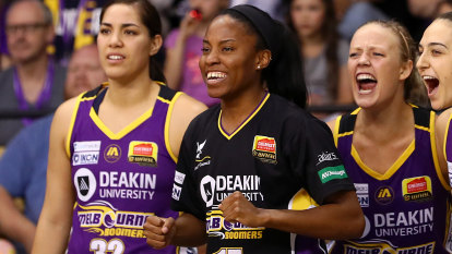 Allen eyes WNBL finals as recovery continues