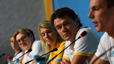 Jacco Verhaeren had helped revive Australian swimming in the wake of London 2012.