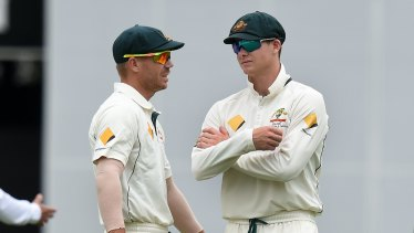David Warner and Steve Smith's bans will expire on March 28.