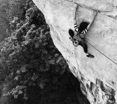 Andy Pollitt, maverick rock climber.