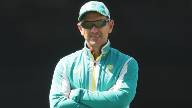 Justin Langer's side suffered back-to-back series losses at home to India.
