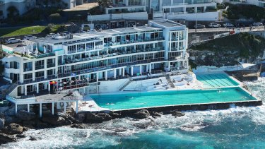 One of the most recent deals was businessman John Singleton's sale of the leasehold of the Icebergs Dining bar and restaurant on level 3 of the complex at Bondi Beachin Sydney.