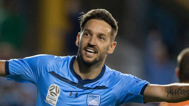Milos Ninkovic looks certain to finish his career with Sydney FC after signing a contract extension.