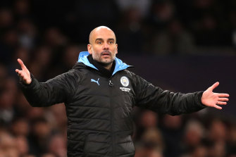 Manchester City manager Pep Guardiola has been campaigning hard for the EPL to adopt the five-sub rule.