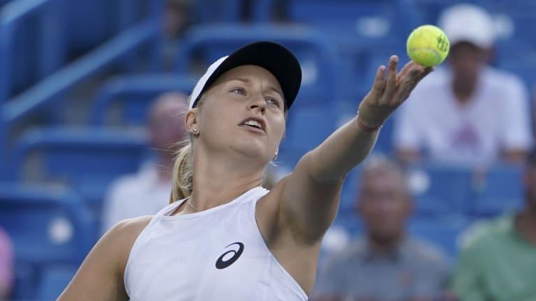 World No.35 Daria Gavrilova will feature at this year's Sydney International.