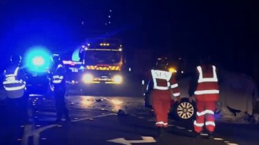 Four people have died on NSW roads over the long weekend.
