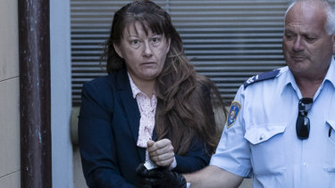 Rachel Impson has been found guilty of murder.