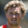 Good as Gould: Young Swan closing in on debut as Rampe ruled out