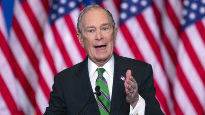 Mike Bloomberg to help create 'tracing army' to tame New York outbreak