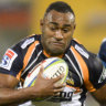 Tevita Kuridrani is returning to form at the right time for the Brumbies, and perhaps the Wallabies.