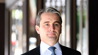 CBA chief executive Matt Comyn will have been in charge of the bank for one year on April 9.