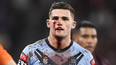 Nathan Cleary is likely to still wear stitches for his NRL return for the Penrith Panthers.