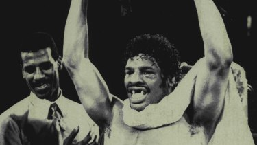 Leon Spinks stunned the boxing world when he beat Muhammad Ali in 1978.