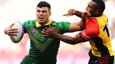 Fifita cannot see himself based in Sydney.
