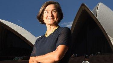 Sydney Opera House chief executive Louise Herron.